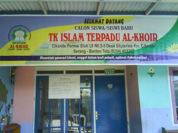 Perkantoran TKIT AL-KHOIR