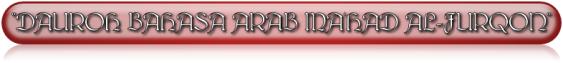 dauroh bahasa arab